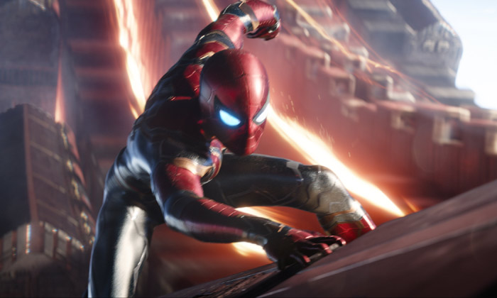 Spider-Man will join the heroes in fighting Thanos in 'Infinity War'