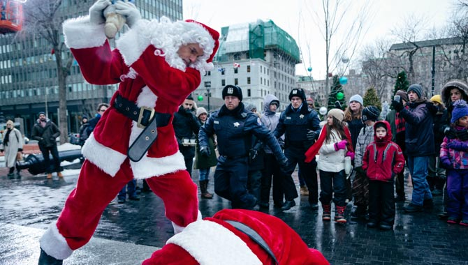 Billy Bob Thornton Thinks 'Bad Santa 2' Is Cathartic