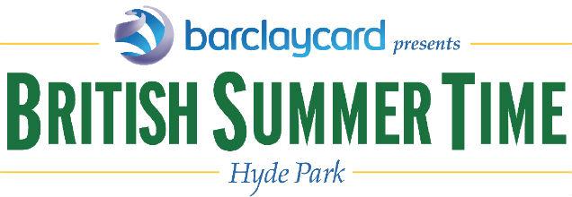 British Summertime Festival logo