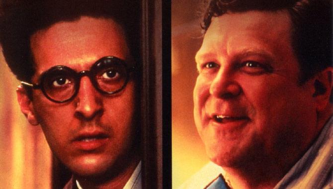 'Barton Fink' stars John Turturro and John Goodman