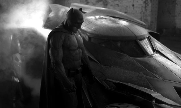 Batman - First Look