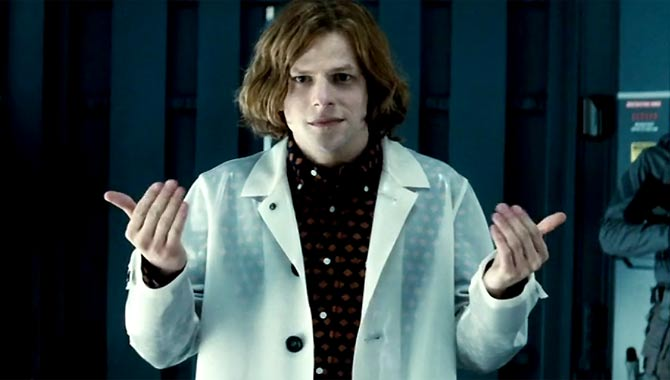 Jesse Eisenberg Confirms He Will Be Back As Superman Villain Lex Luthor