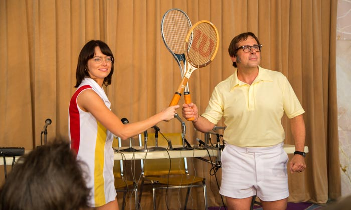 Emma Stone Became 'A Real Creep' While Making Battle Of The Sexes
