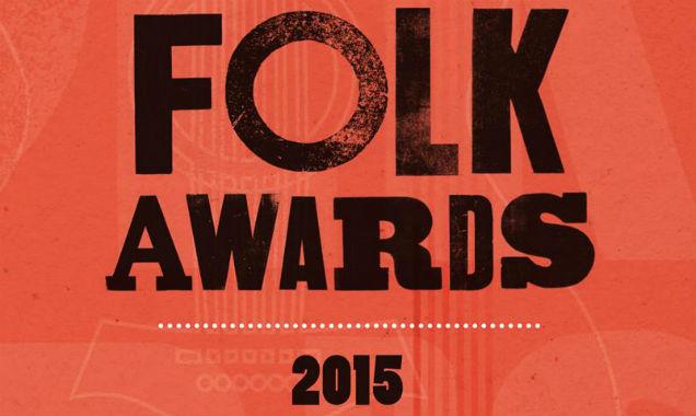 BBC Radio 2 Folk Awards 2015 compilation
