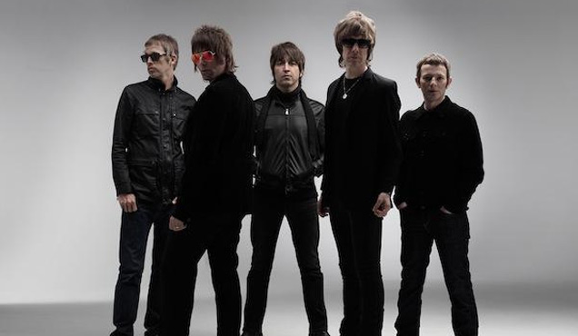 Liam Gallagher, Roger Daltry and Ian Broudie Form Supergroup