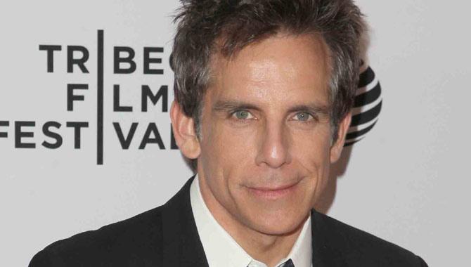 Ben Stiller at Tribeca Film Festival 2016