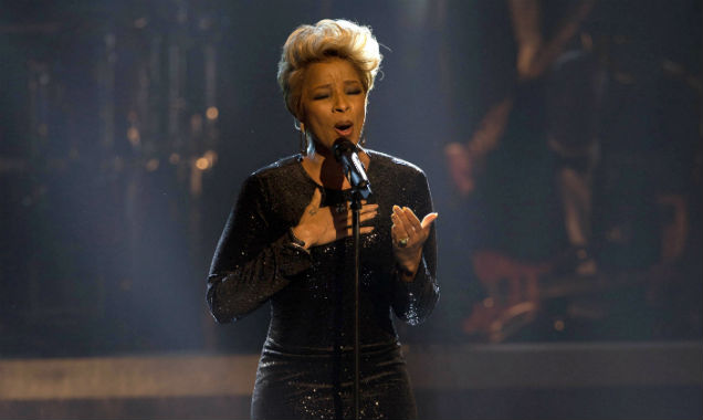 Mary J. Blige at 2015 BET Honors
