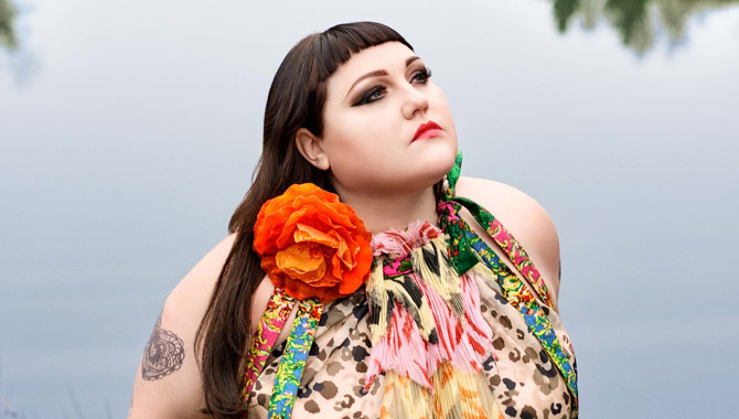There's Nothing Fake About Beth Ditto's Solo Debut 'Fake Sugar'