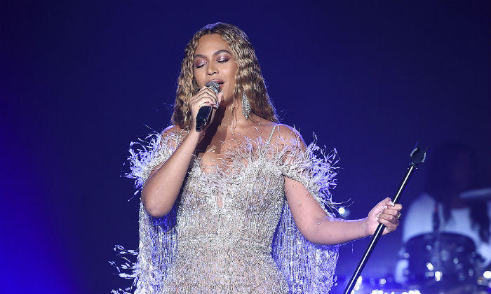 Beyonce at the City of Hope Gala 2018 / Photo Credit: PictureGroup / SIPA USA / PA Images