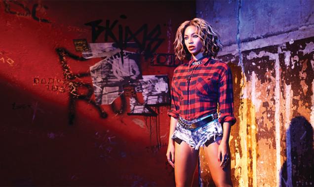 Beyonce, Album Promo Pictures