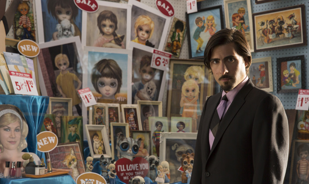 Jason Schwartzman in 'Big Eyes'
