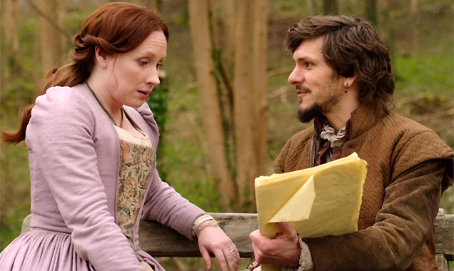 Mathew Baynton and Martha Howe-Douglas in 'Bill'