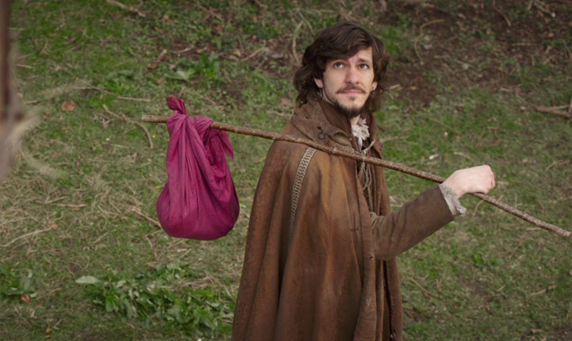 Mathew Baynton as Bill Shakespeare in 'Bill'