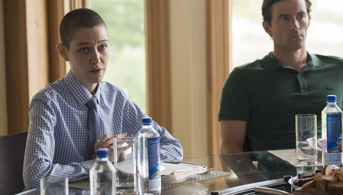 Asia Kate Dillion stars in 'Billions'