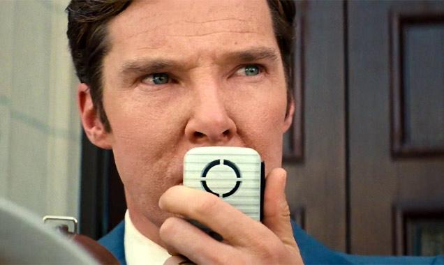 Benedict Cumberbatch as Senator Bill Bulger in 'Black Mass'