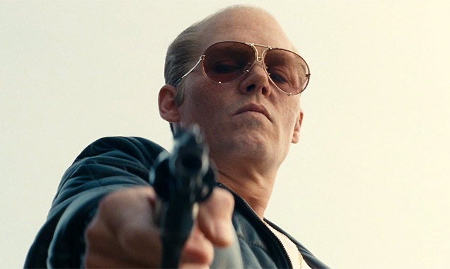 Johnny Depp shows off his more villainous side in 'Black Mass'