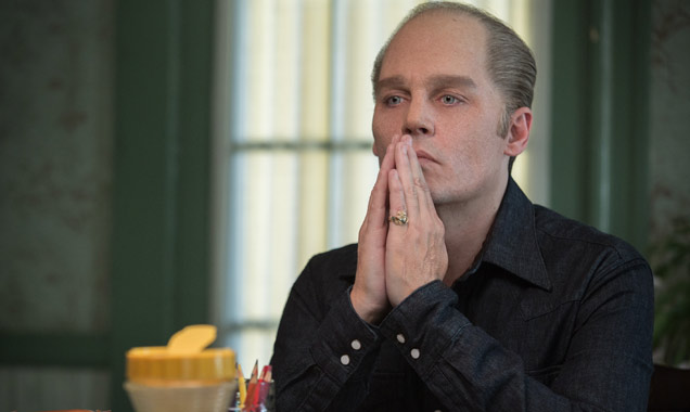 Johnny Depp Humanises A Killer In Black Mass