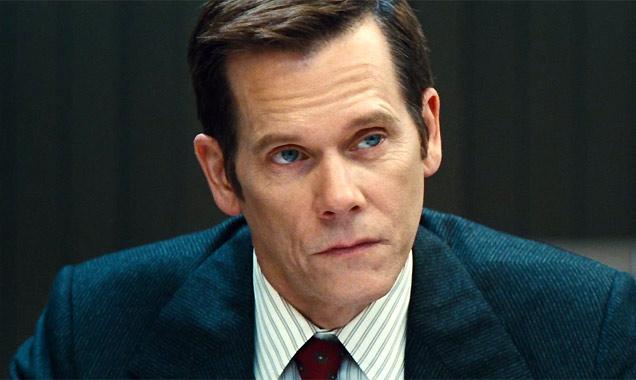 Kevin Bacon as Charles McGuire in 'Black Mass'