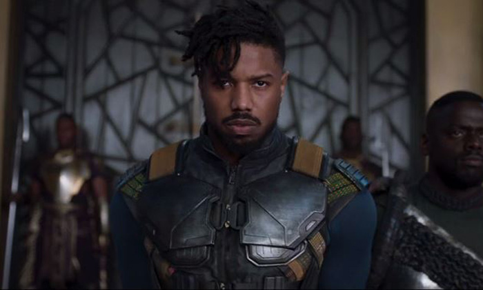 Michael B. Jordan Thanks 'Black Panther' Fans For Their Support