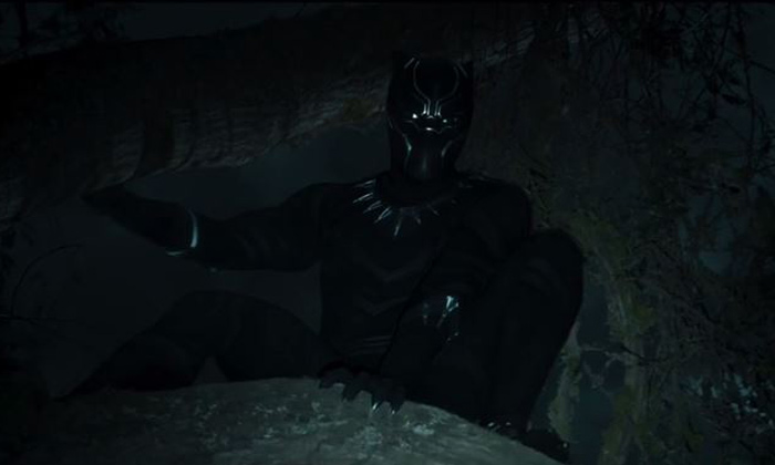 Martin Freeman Interrogates Andy Serkis In 'Black Panther' Teaser Trailer