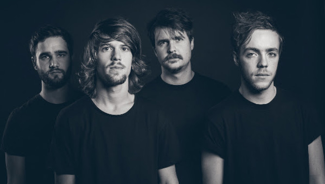 Black Peaks Unveil A Secret About Their Upcoming Debut Album