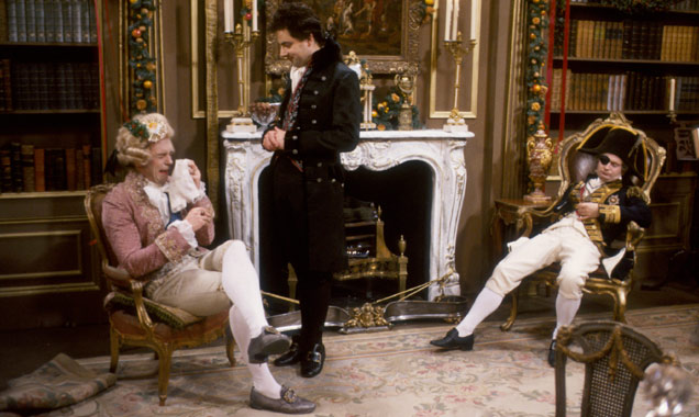 Tony Robinson Says He Thinks A New 'Blackadder' Series Is On The Cards