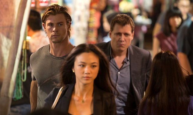 Chris Hemsworth is ready to step back from super-human roles