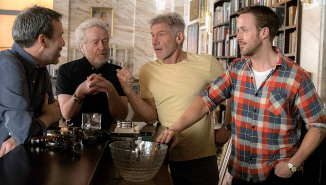'Blade Runner' Sequel Gets Official Title And Release Date