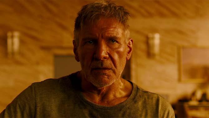 Harrison Ford returns for the new 'Blade Runner' film