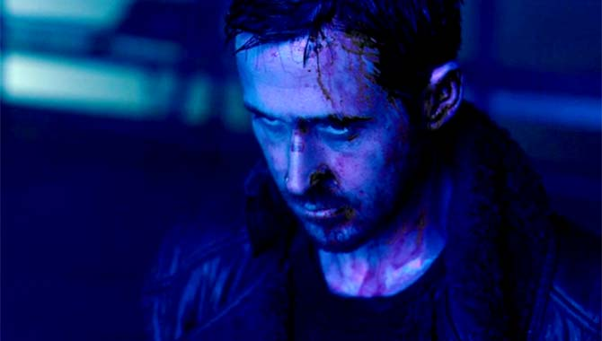 Ryan Gosling leads 'Blade Runner 2049' alongside Harrison Ford