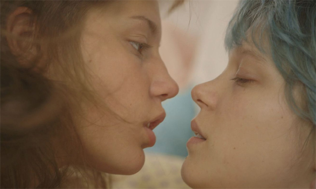 'Blue Is the Warmest Colour' is a French romance starring Léa Seydoux and Adèle Exarchopoulos