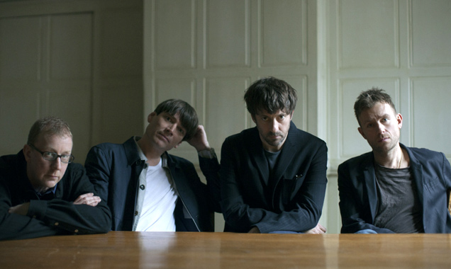 Blur Halt Blackpool Gig after Barrier Gives Way During Mosh Pit