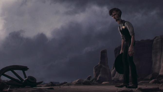 Pixar Animators Unveil Tear-Jerking Short Film 'Borrowed Time'