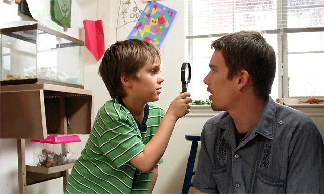 Ethan Hawke in Boyhood