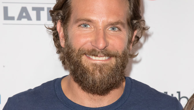 Bradley Cooper pictured at Stand Up To Cancer event