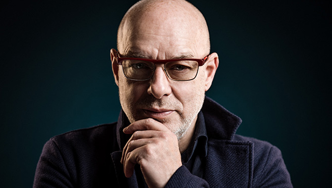 Brian Eno Has An Innovative New Project Called 'Reflections'