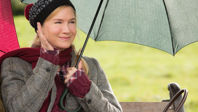 Critics Welcome Back Renee Zellweger Warmly In 'Bridget Jones's Baby'