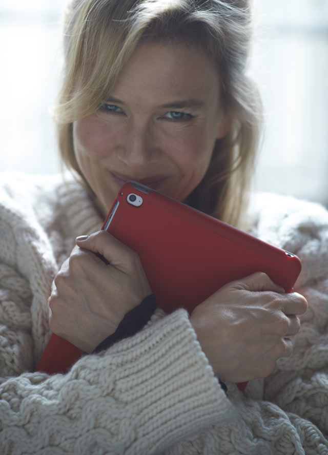Bridget's Back! Check Out The First Picture Of 'Bridget Jones' Baby'