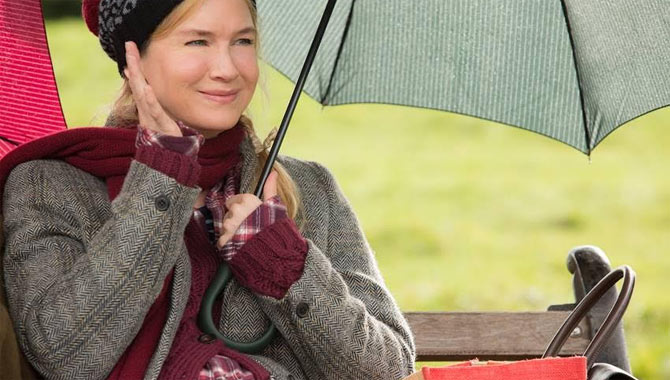 Renee Zellweger Says She Has Matured Along With Bridget Jones