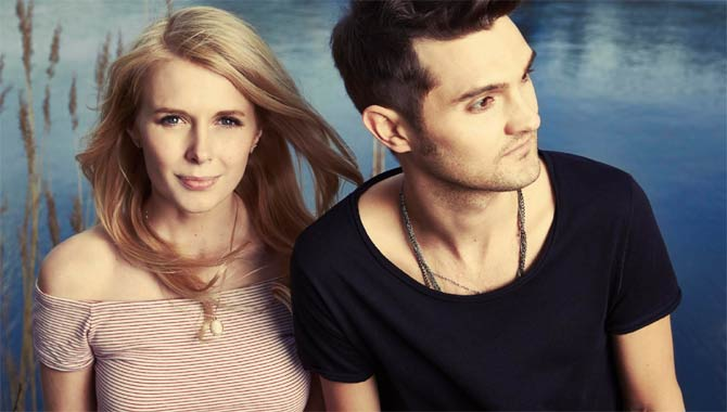 What You Need To Know About Electro Pop Duo Bright Sparks