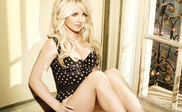 Ouch! Britney Spears Injures Ankle After On Stage Tumble