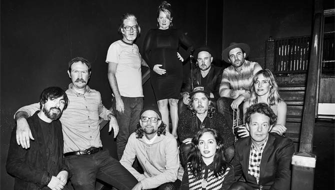 Broken Social Scene return with their first album in seven years
