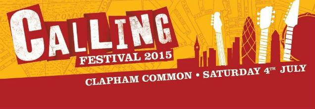 Calling Festival 2015 logo