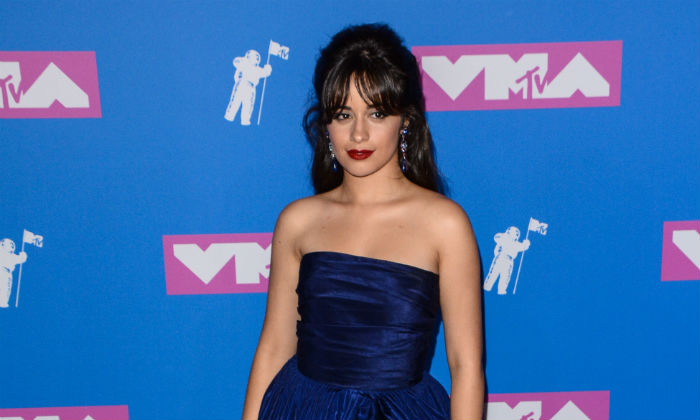 Camila Cabello at 2018 MTV VMAs