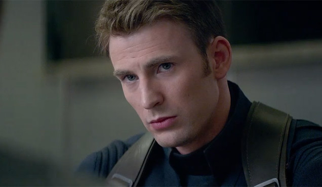 Could we see even more Chris Evans as Captain America?