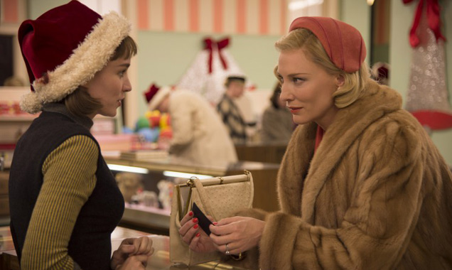 'Carol' And 'The Big Short' Land Most Nominations For 2016 Golden Globes