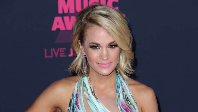 CMT Music Awards 2016: Carrie Underwood Wins Double And Little Big Town Perform With Pharrell