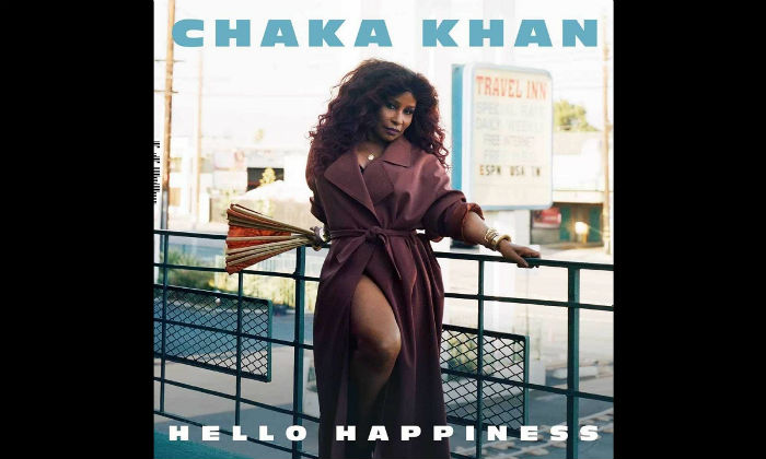 Chaka Khan - Hello Happiness