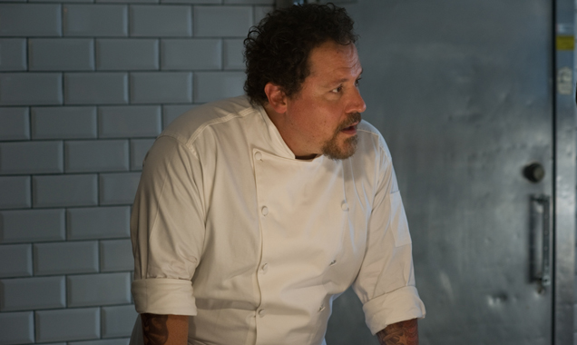 Jon Favreau stars in 'Chef'