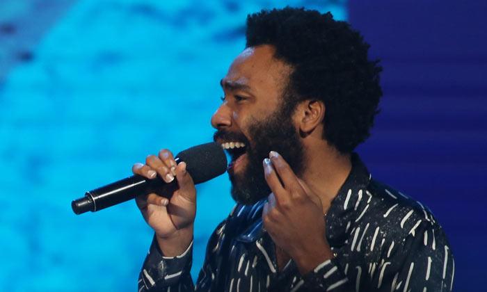 Childish Gambino at the BET Awards